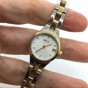 RELIC Watch Women's Stainless Steel Gold